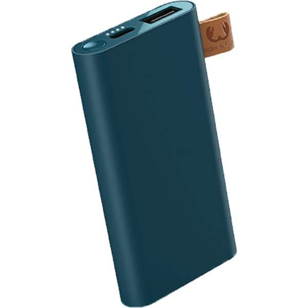 Baterie externa FRESH 'N REBEL 191079, 3000mAh, 1xType C, 1xUSB, albastru