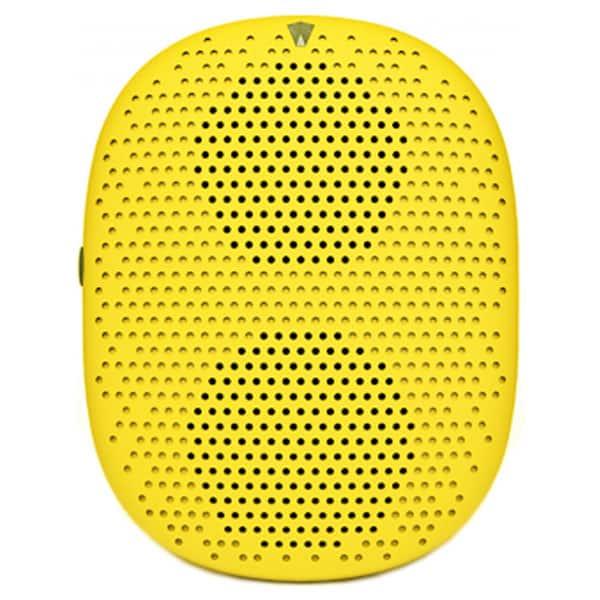 Boxa portabila ISOUND-6352 Popdrop, Yellow