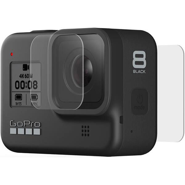 Folie protectie lentila si display GOPRO AJPTC-001 pentru Hero 8 Black