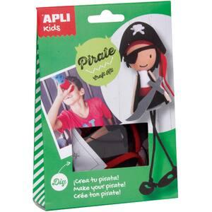 Kit creativ APLI Pirate
