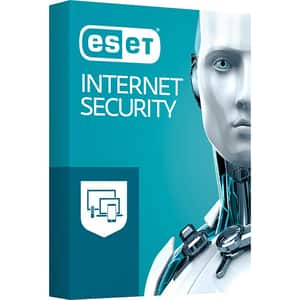 Antivirus ESET NOD32 Internet Security, 1PC, Retail