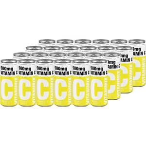 Apa cu vitamine VITANIMIX C immunity shot 500 mg vitamin C, 0.25L x 24 doze