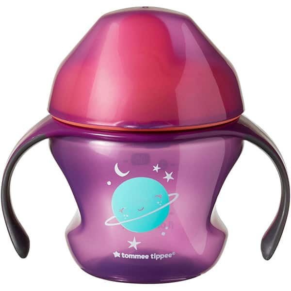 Cana TOMMEE TIPPEE Explora First Trainer TT0078, 4 luni+, 150 ml, roz