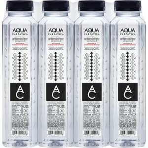 Apa plata AQUA CARPATICA bax 0.5L x 12 sticle