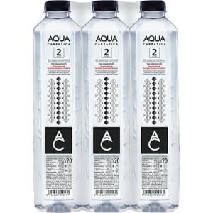 Apa plata AQUA CARPATICA bax 2L x 6 sticle