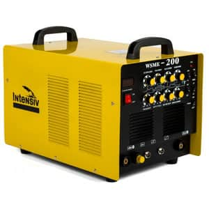 Invertor de sudura TIG/WIG INTENSIV WSME 200, 5-200/10-160, 7.1KVA, electrod 1.6-3.2mm