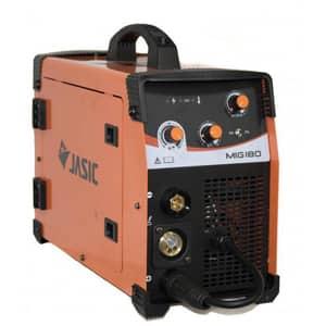 Invertor de sudura MIG-MAG JASIC Mig 180 (N240), 30-180/10-180A, 8.2KVA, electrod 1.6-3.2mm, diametru sarma 0.6-1.0mm