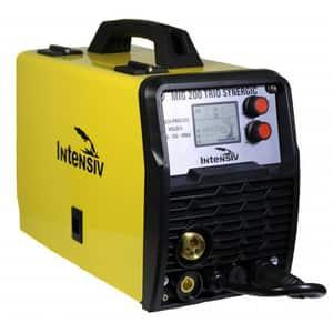 Invertor de sudura MIG-MAG INTENSIV MIG200 TS, 10-200A, 5.5KVA, diametru sarma 0.6-1.0mm