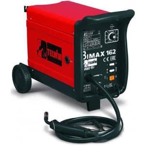 Aparat de sudura MIG-MAG TELWIN Bimax 162 Turbo, 30-145A, diametru sarma 0.8-1.0mm
