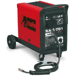 Aparat de sudura MIG-MAG TELWIN Telmig 170/1, 30-160A, 2.3KVA, diamteru sarma 0.8-1.0mm