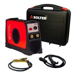 Invertor sudura SOLTER STYL 205 DI, TIG/MMA, 200A, electrod 1.6 - 4 mm