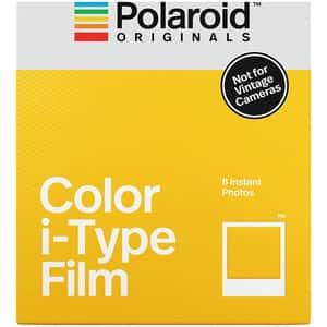 Film color Polaroid pentru i-Type, 8 buc