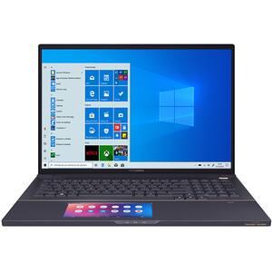 """Laptop ASUS ProArt StudioBook Pro X W730G1T-H8004R, Intel Core i7-9750H pana la 4.5GHz, 17"""" WUXGA, 32GB, SSD 1TB, NVIDIA Quadro T1000 4GB, Windows 10 Pro, Star Grey"""