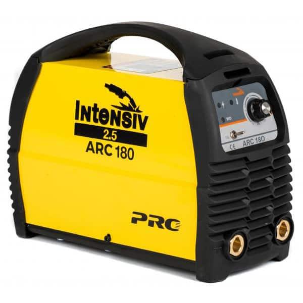 Invertor de sudura INTENSIV Arc 180 VRD, 10-180A, 8KVA, electrod 1.6-4.0mm