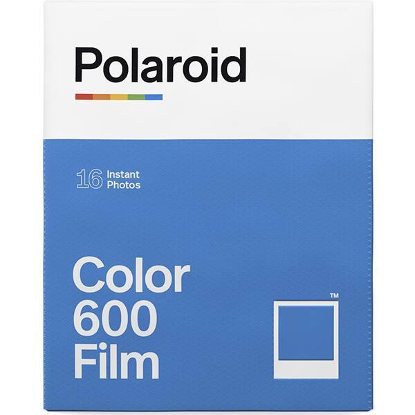 Film color Polaroid pentru Polaroid 600, double pack, 16buc