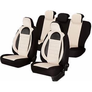 Set huse scaune UMBRELLA Racing 44489, bej