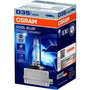 Bec auto xenon pentru far OSRAM Cool Blue Intense, D3S, 12V, 35W, PK32d-5, 1 buc
