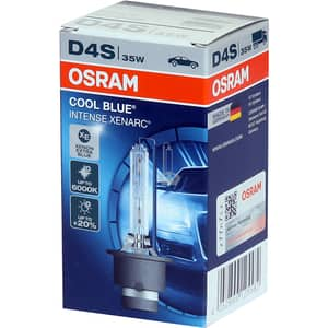 Bec auto xenon pentru far OSRAM Cool Blue Intense, D4S, 12V, 35W, P32d-5, 1 buc
