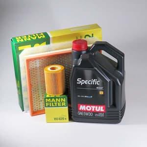 Pachet schimb ulei MOTUL Specific Dexos 2 5W30, Opel Astra H 1.7 CDTI, 80-100CP, 2004-Prezent