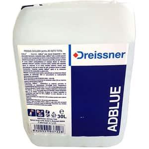 Aditiv diesel DREISSNER Adblue ADBLUE30, cu palnie, 30l