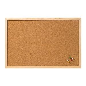 Tabla pluta A-SERIES, 60 x 100 cm, maro