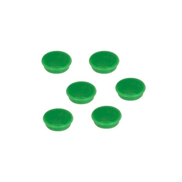Magneti A-SERIES, 24 mm, 10 bucati, verde