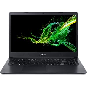 "Laptop ACER Aspire 3 A315-56-37LG, Intel Core i3-1005G1 pana la 3.4GHz, 15.6"" Full HD, 8GB, SSD 256GB, Intel UHD Graphics, Free DOS, negru"