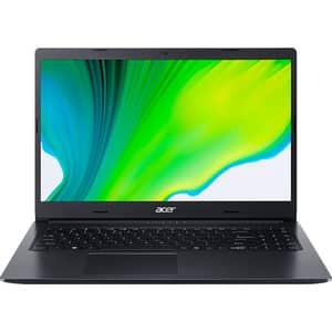 "Laptop ACER Aspire 3 A315-23-R4L4, AMD Ryzen 5-3500U pana la 3.7GHz, 15.6"" Full HD, 8GB, SSD 512GB, AMD Radeon Vega 8, Free DOS, negru"