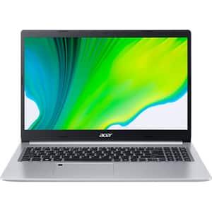 """Laptop ACER Aspire 5 A515-44G-R9YM, AMD Radeon 7-4700U pana la 4.1GHz, 15.6"""" Full HD, 8GB, SSD 512GB, AMD Radeon RX640 2GB, Free DOS, argintiu"""
