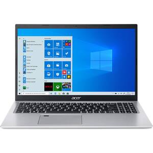"Laptop ACER Aspire 5 A515-56G-701K, Intel Core i7-1165G7 pana la 4.7GHz, 15.6"" Full HD, 8GB, SSD 512GB, NVIDIA GeForce MX350 2GB, Windows 10 Home, argintiu"