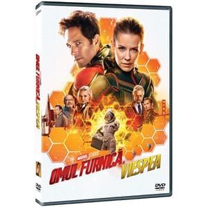 Omul Furnica si Viespea DVD