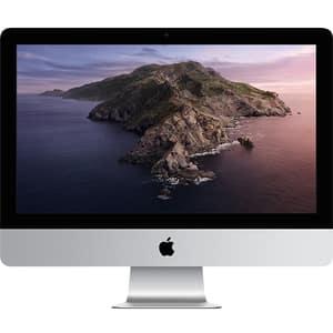 """Sistem PC All in One APPLE iMac mhk33ze/a, 21.5"""" Retina 4K, Intel Core i5 pana la 4.1GHz, 8GB, SSD 256GB, AMD Radeon Pro 560X 4GB, MacOS Catalina, Tastatura layout INT"""