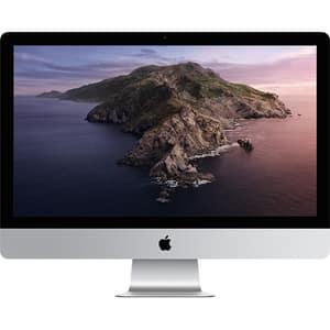 """Sistem PC All in One APPLE iMac mxwu2ze/a, 27"""" Retina 5K, Intel Core i5 pana la 4.8GHz, 8GB, SSD 512GB, AMD Radeon Pro 5300 4GB, MacOS Catalina, Tastatura layout INT"""