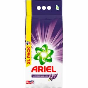 Detergent automat ARIEL Lavender, 8kg, 80 spalari