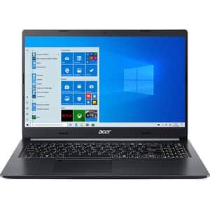 "Laptop ACER Aspire 5 A515-45-R5EP, AMD Ryzen 5 5500U pana la 4.0GHz, 15.6"" Full, 8GB, SSD 512GB, AMD Radeon Graphics, Windows 10 Home, negru"