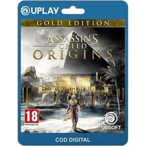 Assassin's Creed Origins Gold Edition PC (licenta electronica Uplay)