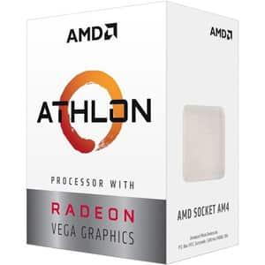 Procesor AMD Athlon 200GE, 3.2GHz, Socket AM4, YD200GC6FBBOX
