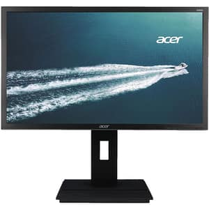 "Monitor LED VA ACER B226HQL, 21.5"", Full HD, 60Hz, gri-inchis"