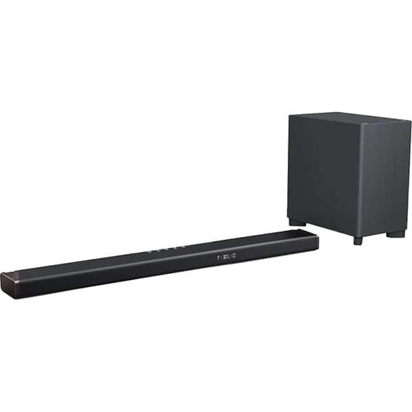Soundbar PHILIPS B95/10, 5.1.2, 410W RMS, Bluetooth, Subwoofer wireless, Dolby, negru