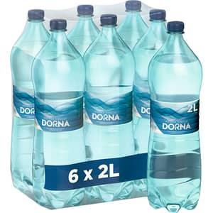 Apa minerala DORNA Poiana vinului bax 2L x 6 sticle