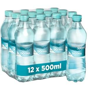 Apa plata DORNA - IZVORUL ALB bax 0.50L x 12 sticle