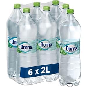 Apa plata DORNA - IZVORUL ALB bax 2L x 6 sticle