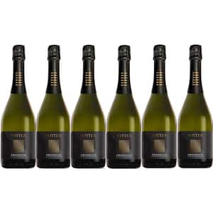 Vin spumant Prosecco alb Botter, 0.75L, 6 sticle