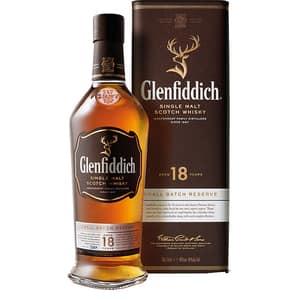 Whisky Glenfiddich 18 Yo, 0.7L