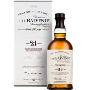 Whisky Balvenie 21 Yo, 0.7L