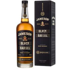 Whisky Jameson Irish Black Barrel, 0.7L