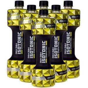 Apa cu vitamine DUM DUM Isotonic Sports Fuel Lemon&Magnesium bax 0.7L x 6 sticle