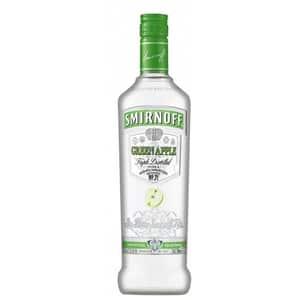 Vodka Smirnoff Green Apple, 0.7L