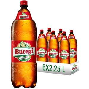 Bere blonda BUCEGI bax 2.25L x 6 sticle
