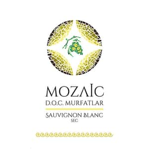 Vin alb sec Mozaic Sauvignon Blanc, 10L, Bag in Box